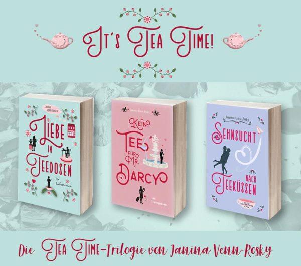 Bestseller Liebesromane Teeladen und Beziehungen