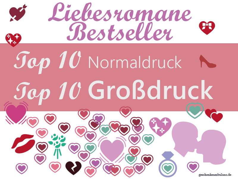 Liebesromane Bestseller Liste