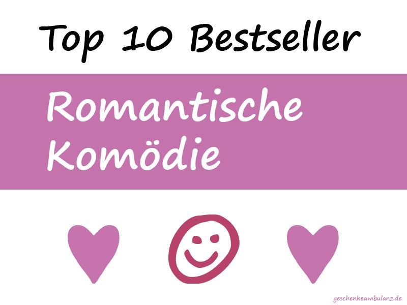 Top 10 Bestseller Romantische Komödien - zum verschenken
