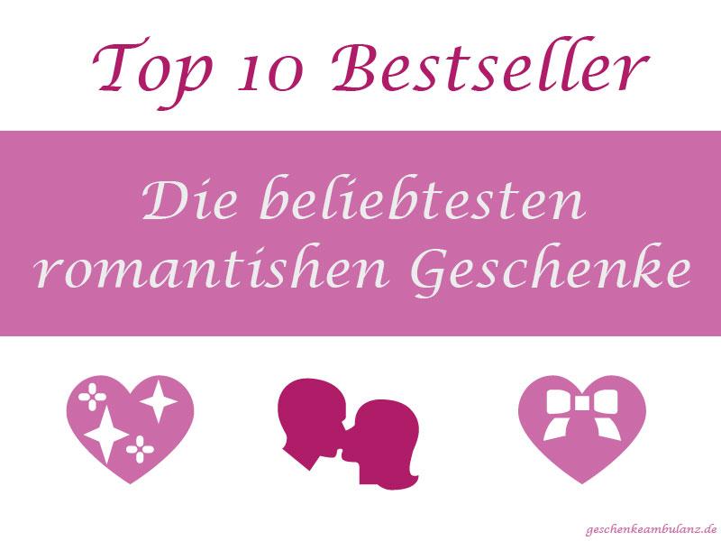 Die beliebtesten 10 romantischen Geschenke zum kaufen