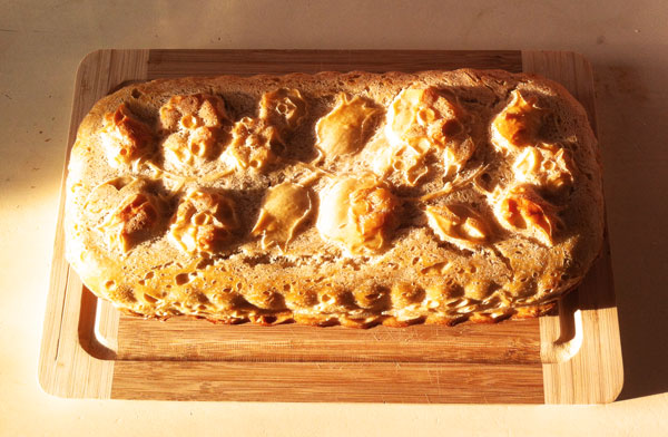 Lurch-Brotbackform-Erfahrung-Ergebnis-Kuchenbackform für Brot