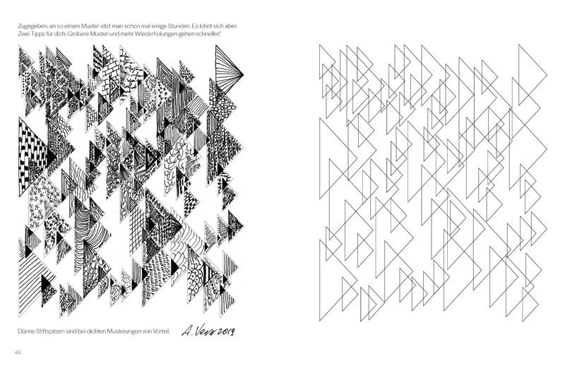 Komplexe Muster zeichnen