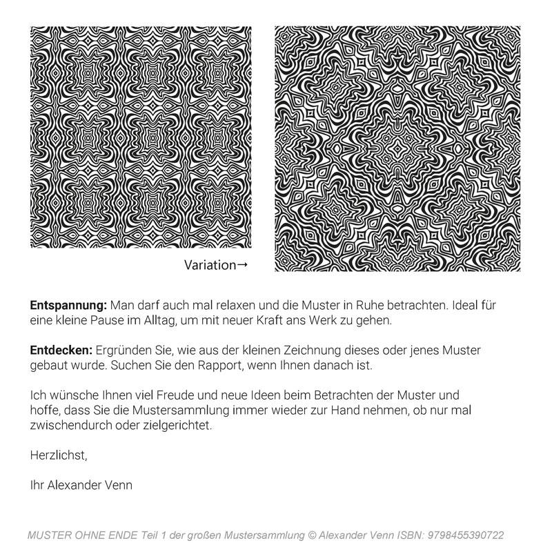 Musterrapport-Anwendung Geschenk-Mustersammlung
